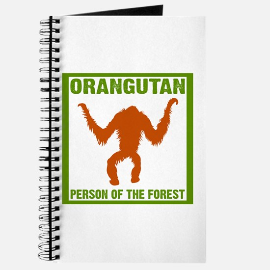 Person of the Forest Journal