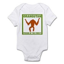 Person of the Forest Infant Bodysuit