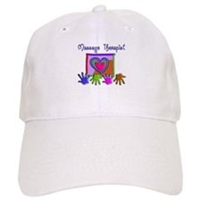 Massage Therapy Baseball Baseball Cap