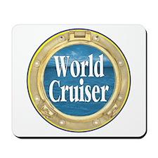 World Cruiser Mousepad