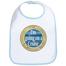 I'm going on a Cruise Bib