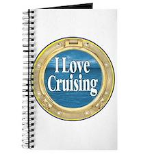 I Love Cruising Journal