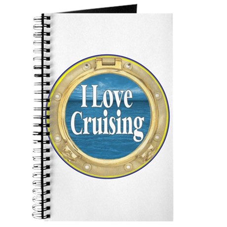 I Love Cruising Journal