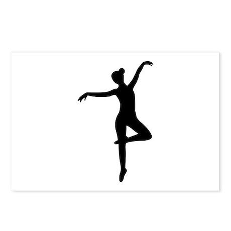 Ballerina - Ballet Postcards (Package of 8)