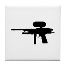 Paintball Tile Coaster