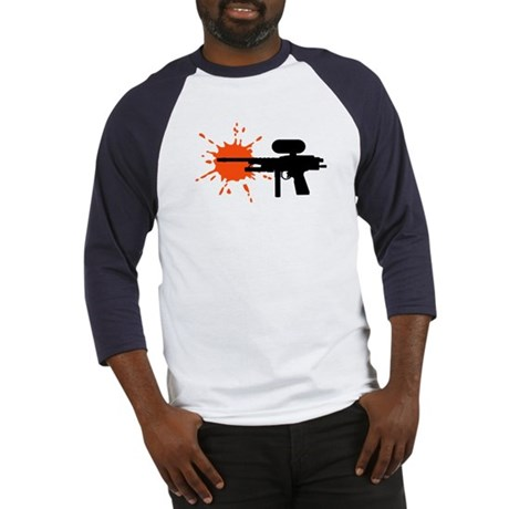 Paintball Baseball Jersey