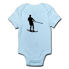 Water skiing Infant Bodysuit