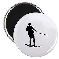 Water skiing Magnet