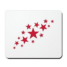 Stars sky Mousepad