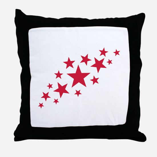 Stars sky Throw Pillow