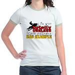 Not Totally Useless - Snowmobil Jr. Ringer T-Shirt