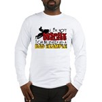 Not Totally Useless - Snowmobi Long Sleeve T-Shirt