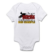 Not Totally Useless - Snowmobiling Infant Bodysuit