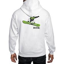 Ride Jumper Hoody