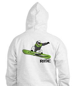 Ride Jumper Hoody