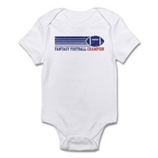 Fantasy Football Champion Infant Bodysuit