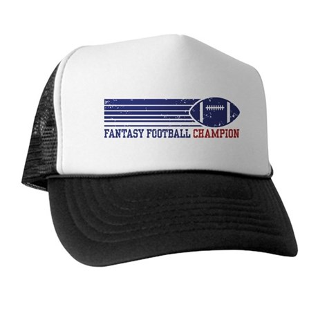 Fantasy Football Champion Trucker Hat