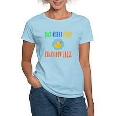 EAT SLEEP POOP T-Shirt