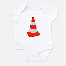 Traffic cone Infant Bodysuit