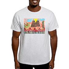 Liliana Santos Ash Grey T-Shirt