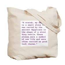 ZS & DP Tote Bag