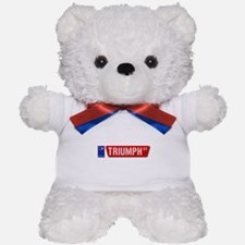 Official Dowco Triumph Street Teddy Bear