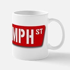 Official Dowco Triumph Street Mug