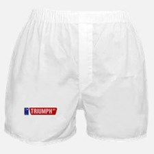 Official Dowco Triumph Street Boxer Shorts