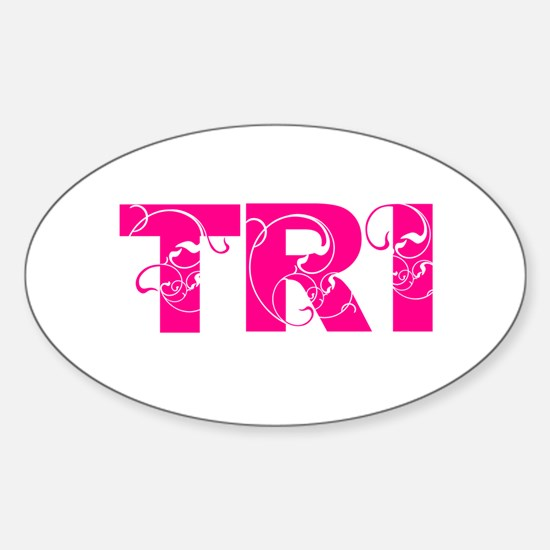tri_only_sticker Decal