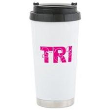 Cute Womens cycling Travel Mug