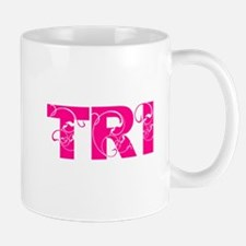 Cute Women triathlete Mug