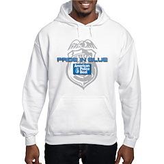 Pride In Blue Hoodie