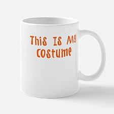 This Is My Costume Mug