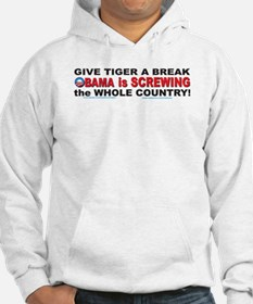 Give Tiger a Break - Obama is Screwing the Whole C