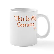 My Costume with Spider Small Mug