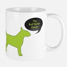 The Bull Terrier Forum Mug