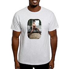 Cute Bustier T-Shirt