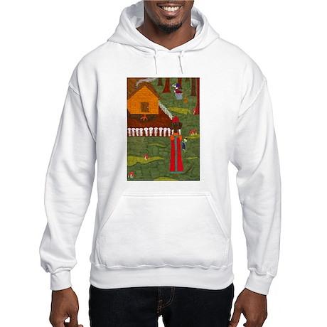 Vasilisa the Beautiful Hooded Sweatshirt