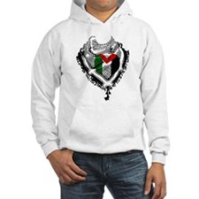 palastine in our heart Hoodie