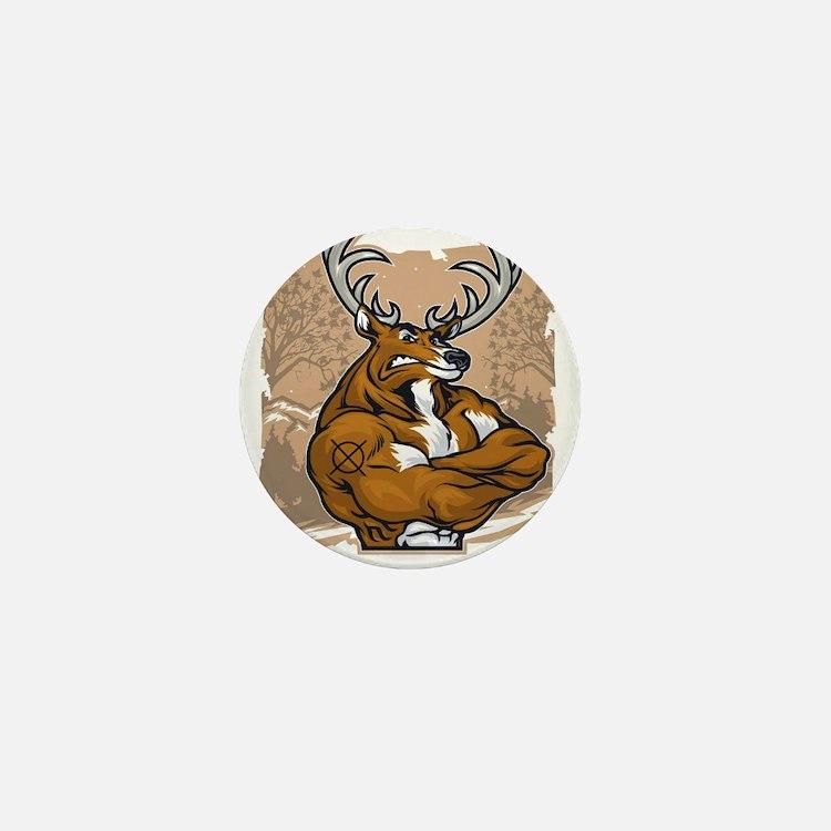 Cute Bertram graphics Mini Button