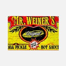 Hot sauce Rectangle Magnet (100 pack)