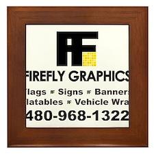 Bertram graphics Framed Tile