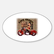 Cave creek arizona Sticker (Oval)