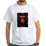 Embalmed White T-Shirt