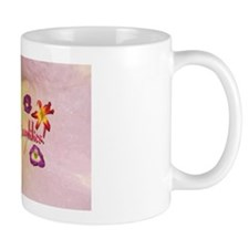 Fairyscape Daylilies Small Mug