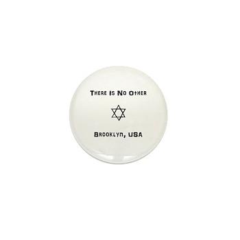 Mini Brooklyn Star of David buttons (10 pack)