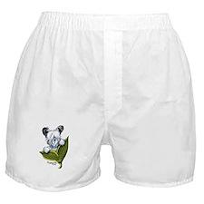 Platinum Skye Terrier Boxer Shorts