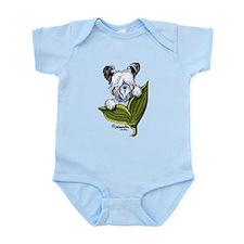 Platinum Skye Terrier Infant Bodysuit