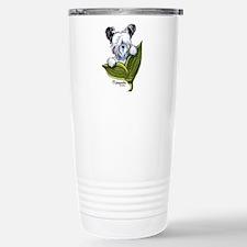 Platinum Skye Terrier Travel Mug