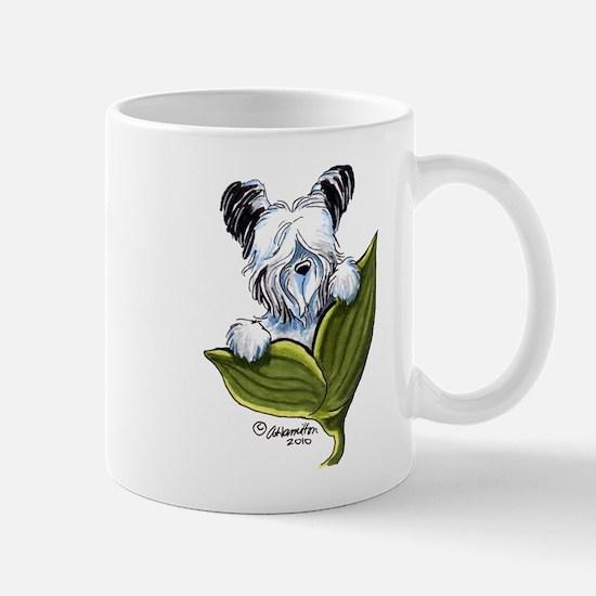 Platinum Skye Terrier Mug